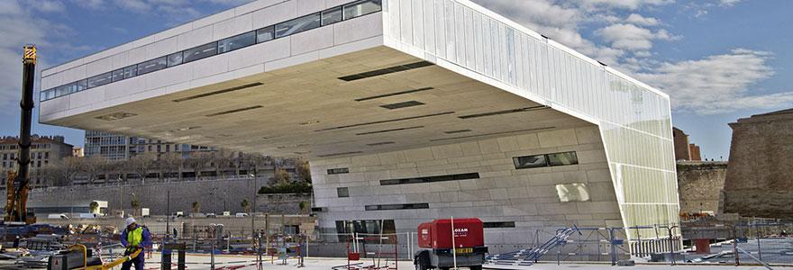 l'architecture de Marseille